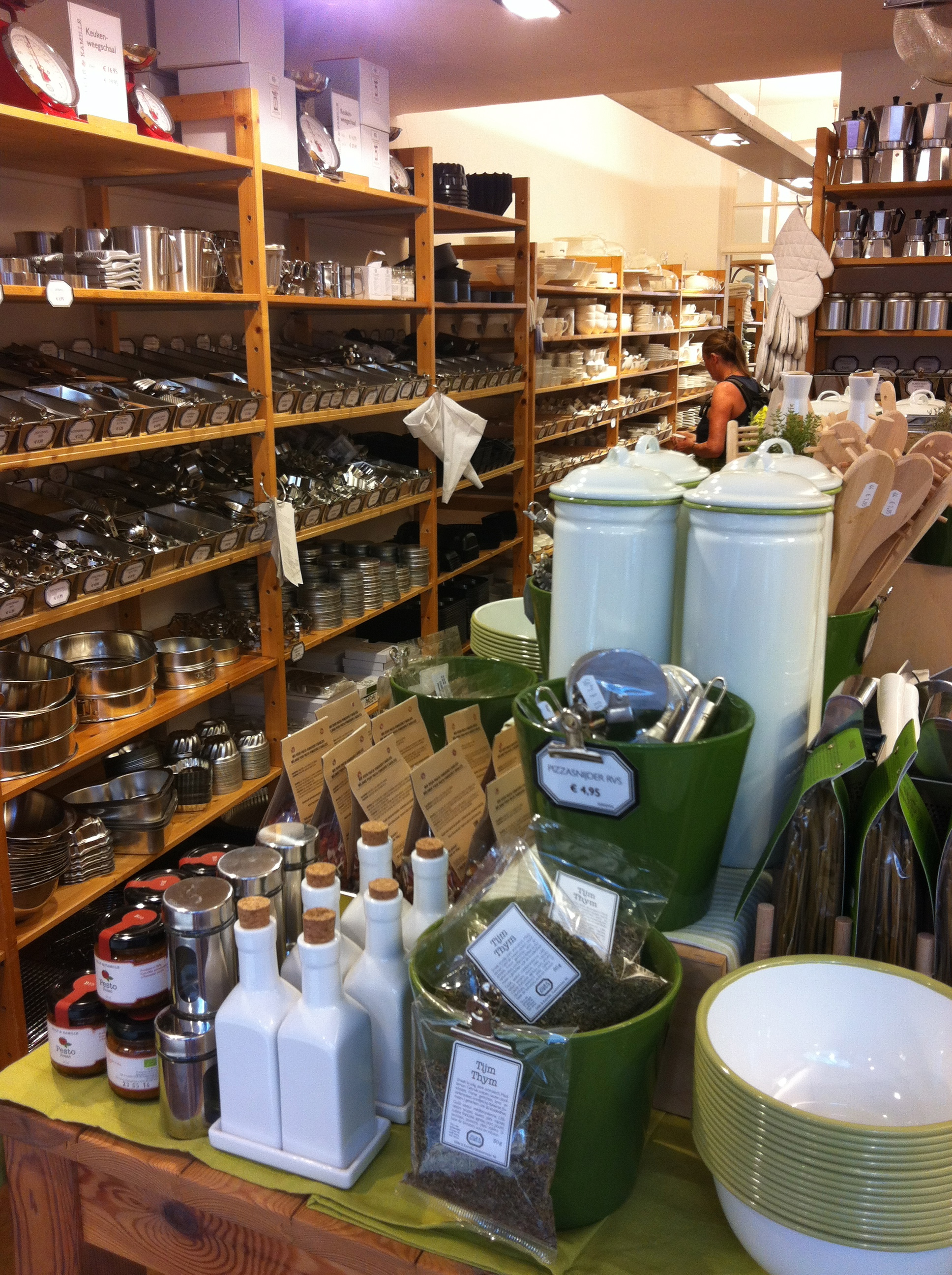 Kitchen Shop the very best kitchen shop? | the natural pantry